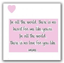Love quote for him on Anniversary