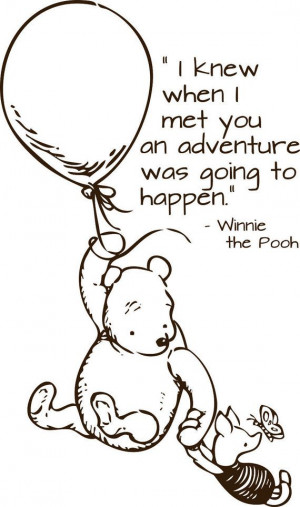 Quotes by Winnie The Pooh About Love Winnie The Pooh Quotes