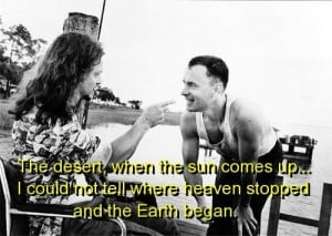 Forrest gump, quotes, sayings, favorite, brainy, movie quote