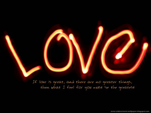 New Romantic Love Words And Quotations Wallpapers