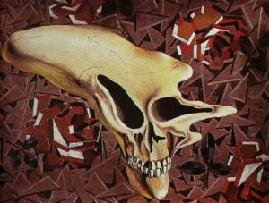 Untitled - Death Outside the Head - Paul Eluard