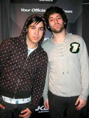 Exclusive Pete Wentz I Hate Everything Thats Ever Been Written