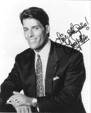 Anthony Robbins Picture