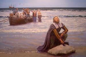 The-Pilgrims-Landing-Nov - By Dr Mike Haywood