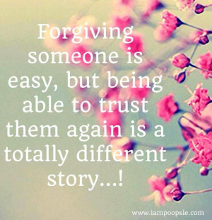 Quotes About Honesty And Trust Trust quote via www.