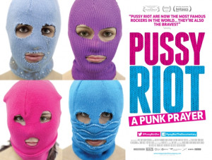 Film: Pussy Riot, Documented