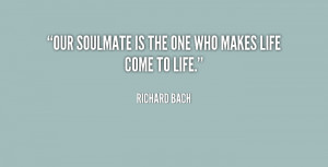 20+ Exlcuisve Soulmate Quotes