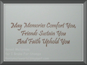 Beautiful Sympathy verses