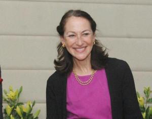 Margaret A. Hamburg, Commissioner of US Food and Drug Administration.