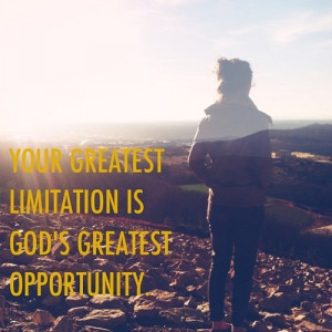Quote from Greater by Pastor Steven Furtick | Photo by Noah Edwards