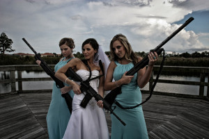 Nice groomsman photo, here's my sister in law and her bridesmaids