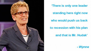 Ontario leaders debate: Best lines and comebacks