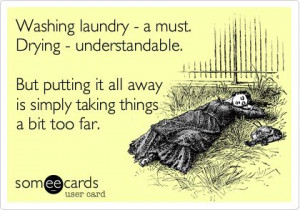 Funny Quotes About Laundry | Oliom