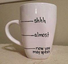 Funny Coffee Mugs | Posted originally on George+ by George Takei (for ...
