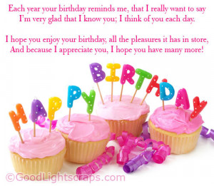 Cute Happy Birthday Quotes For Best Friends