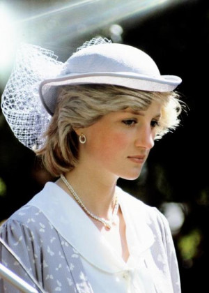 Princess Diana and Landmines Campaign