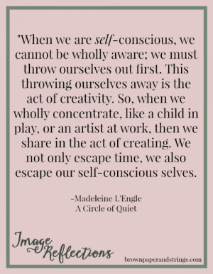 Pinnable Quotes: Madeleine L'Engle