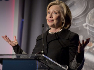 Reuters) Former U.S. Secretary of State Hillary Clinton. The likely ...