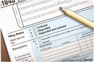 Tips to Make Filing Less Taxing