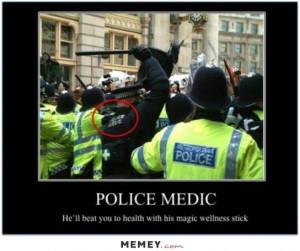 funny riot cop