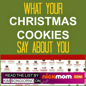 Christmas Cookie Exchange by Kim Bongiorno What Your Christmas Cookies ...