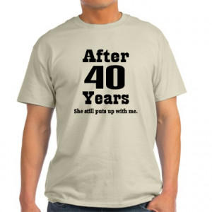 Funny Anniversary T Shirts