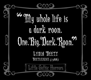 Delightfully Dark Quotes