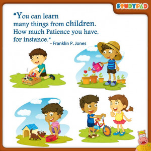 ... you have for instance franklin p jones # quotes # learn # kids