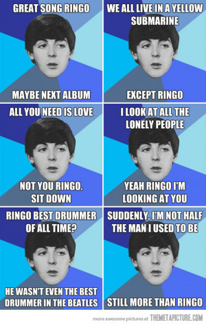 These funny Beatles quotes have been carefully selected from the ...