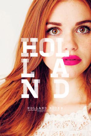 Teen Wolf Holland Roden as Lydia Martin