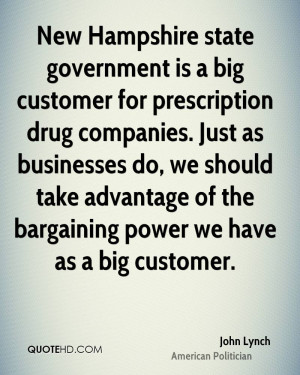 New Hampshire state government is a big customer for prescription drug ...