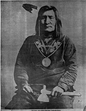 of Chippewa Indians of the