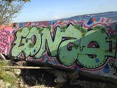 Rickyisms (rickyisms) tags: graffiti gonzo seattlegraffiti