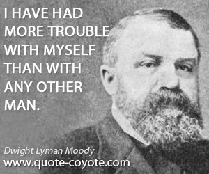 Dwight Lyman Moody quotes