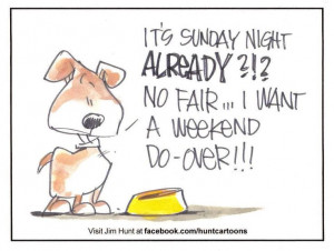 want a weekend do-over!!!