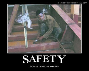 ... Of The Funniest Workplace Safety Posters Ever | Workplace Safety
