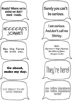 Famous Young Adult Book Quotes Famous movie quotes