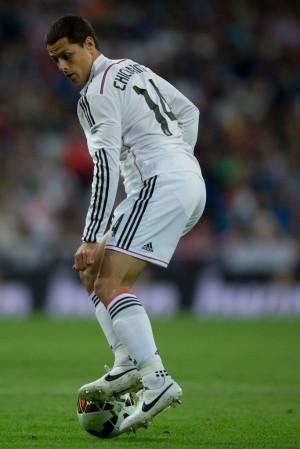 ... Chicharito, 2015 Real, Blessed Football, Real Madrid, Football Futbol