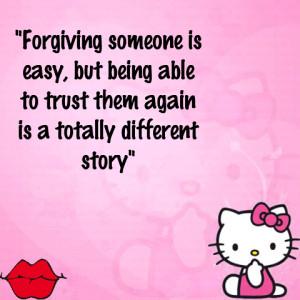 Hello Kitty Quotes