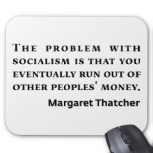 Margaret Thatcher Mouse Pads