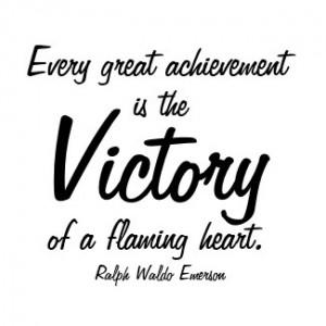 Winner Quotes: Ralph Waldo Emerson mousepad