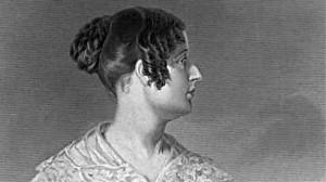 Felicia Dorothea Hemans was born Felicia Browne in Liverpool on 25