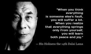 Dalai-Lama-Others-Fault