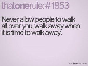 walk away quotes - Google Search