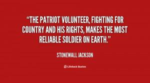 Stonewall Jackson - The Civil War