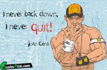 John Cena Quotes and Sayings
