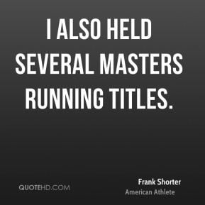 Masters Quotes