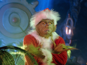 The Grinch!!