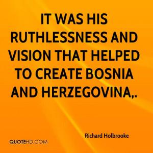 Richard Holbrooke Quotes