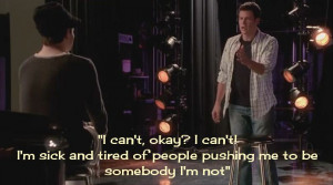 Glee season 1 episode 10 - Ballad